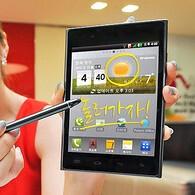 LG Optimus Vu for Verizon spotted running Ice Cream Sandwich