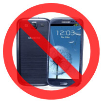 64GB Samsung Galaxy S III possibly canceled due to weak demand (not really)