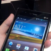 More Verizon LG Optimus Vu images surface, launch looks imminent