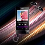 Sony announces its Android 4.0 ICS based F800 Series Walkman player