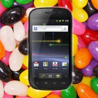 Jelly Bean software update for the Google Nexus S is inbound at any moment
