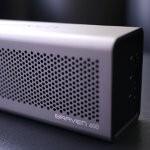 BRAVEN 600 Portable Bluetooth Speaker hands-on