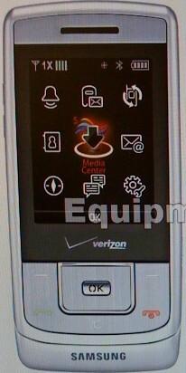 Moto Rapture VU30 and Samsung Sway U650 coming soon to Verizon