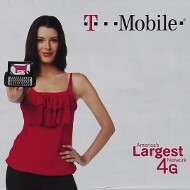 T-Mobile dropping