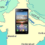 LG launches flagship LG Optimus  4X HD and LG Optimus L5 in India