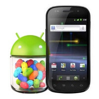 Jelly Bean arrives over-the-air for some Google Nexus S phones