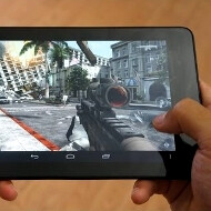 Gameloft announces 10 of its best titles are now specifically optimized for Google's Nexus 7 tablet