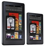 New Amazon Kindle Fire tablets will come in six variations, Staples hints
