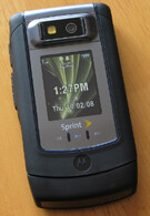 Hands on with the Motorola Renegade