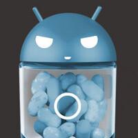 Samsung Galaxy Ace, Gio get CyanogenMod10 ROMs despite their older chips