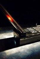 Prototype NTT DoCoMo handset has a built-in projector