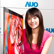 "AUO to begin mass production of 4.3"" qHD AMOLED panels this quarter, rumored for Sony smartphones"