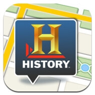 The History Channel launches iPhone app, makes exploring POIs more fun