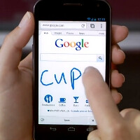 How to handwrite your Google searches directly on your smartphone or tablet screen