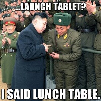 North Korea praises state-controlled tablet success, don't expect it'd connect to the Internet