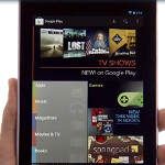 As expected, new Nexus 7 video shows off Google Play Store