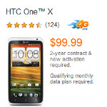 Another AT&T Sunday: HTC One X cut in price to $99.99, red Samsung Galaxy S III available online