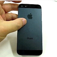 Alleged iPhone 5 chassis leaks on video