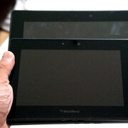 BlackBerry PlayBook with a 10-inch display revealed in spy shots