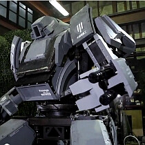 Real Steel: unleash your inner robot pilot with Kuratas, the 4 tonnes iPhone-controlled warrior