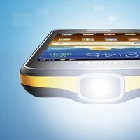 Projector-laden Samsung Galaxy Beam finally available in the UK, no word on US launch