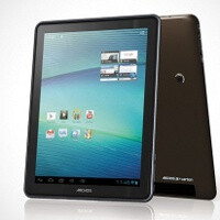 Archos 97 Carbon ICS tablet goes for sale for $250