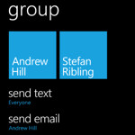 New info on expanded Groups features in WP8