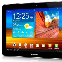 Samsung starts updating Galaxy Tab 10.1 to Ice Cream Sandwich