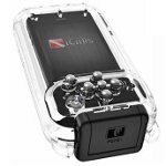 iGills waterproof iPhone case allow divers to take it to a depth of 130 feet under water