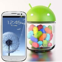 Samsung Galaxy S III getting Jelly Bean around end-Q3, Galaxy S II, Note and Note 2 updates coming soon after