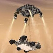 We're on Mars: top 5 Android and iOS apps about NASA, space, Mars and the Curiosity rover