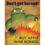 Is Apple's war against Google hurting iOS?