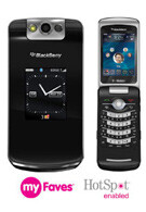 T-Mobile now offers the BlackBerry Pearl Flip