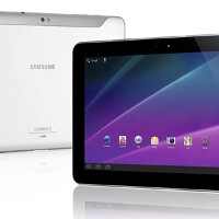 Samsung Galaxy Tabs were returned mostly because of issues, not due to confusion with iPad