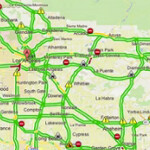 Real time traffic added to Google Maps for over 130 new locations