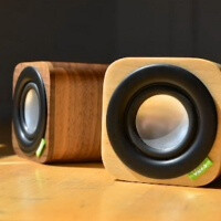 Vers 1Q is a Kickstarter success story: wooden Bluetooth speaker funded, shipping in November