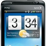 Ice Cream Sandwich now rolling out to HTC EVO Design 4G for Sprint