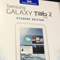 Samsung Galaxy Tab 2 7.0 Student Edition bundle challenges the Nexus 7 in value for the money, coming soon to Best Buy