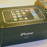 Original iPhone mint in sealed package hits eBay for $10K