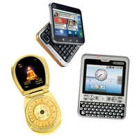 10 peculiar, weird, and plain ugly cell phones