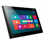 Lenovo ThinkPad Tablet 2 running Windows 8 Pro targets enterprise