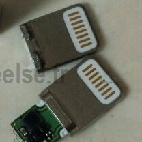 Next iPhone dock connector pics reveal 16-pin unit, 7.6mm case thickness measured