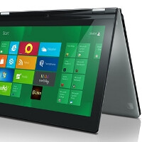 Lenovo prepping a version of its bendable Yoga device with NVIDIA Tegra processor
