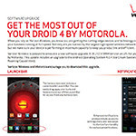 Droid 4 ICS update approved by Verizon, complete with changelog