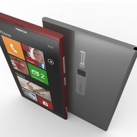 WP8 Nokia Lumia handsets might be curvier, 4.3-inch smartphone in the works