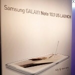 Samsung introduces Samsung GALAXY Note 10.1 in NYC, launches in U.S. on August 16th at $499 and up
