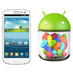 Early Samsung Galaxy S III Jelly Bean firmware surfaces