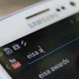 Samsung Galaxy S III wins EISA's Best Mobile Phone 2012-2013 award