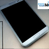 Very convincing Galaxy Note II image leaks