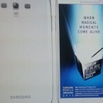 Another Samsung GALAXY Note II leak, the second of the day, appears to be the real deal